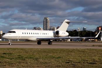 VP-CWW - Private Bombardier BD-700 Global 6000