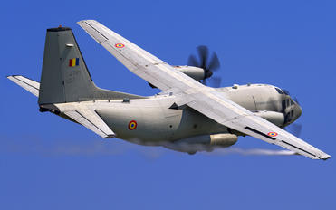 2701 - Romania - Air Force Alenia Aermacchi C-27J Spartan