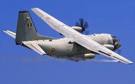2701 - Romania - Air Force Alenia Aermacchi C-27J Spartan aircraft