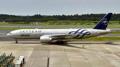 EI-DDH - Alitalia Boeing 777-200ER