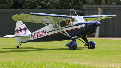 - - Private Piper PA-16 Clipper