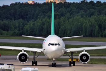 EP-MNP - Mahan Air Airbus A310