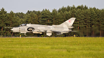 3816 - Poland - Air Force Sukhoi Su-22M-4