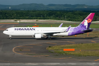 N592HA - Hawaiian Airlines Boeing 767-300ER