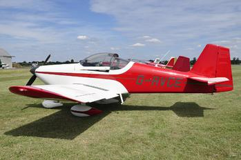 G-RVCE - Private Vans RV-6A