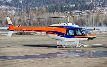 C-FDMR - Private Bell 206B Jetranger III