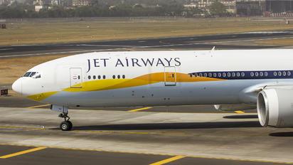 VT-JEU - Jet Airways Boeing 777-300ER