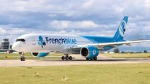 F-HREU - French Blue Airbus A350-900 aircraft