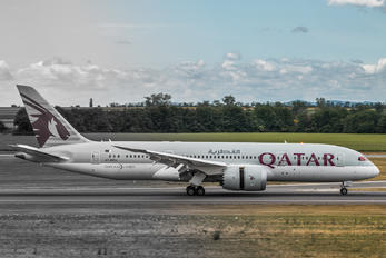 A7-BCU - Qatar Airways Boeing 787-8 Dreamliner