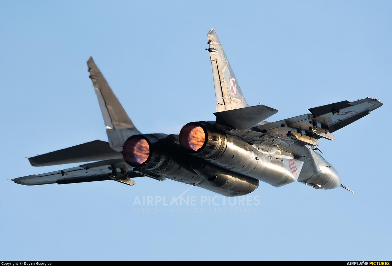 Poland - Air Force 4116 aircraft at Bucharest - Aurel Vlaicu Intl