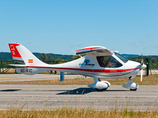 EC-KIC - Private Flight Design CTsw