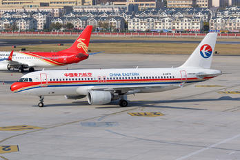 B-6872 - China Eastern Airlines Airbus A320