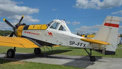 SP-FFX - Aerogryf PZL M-18B Dromader