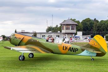 LY-ANP - Private Yakovlev Yak-50
