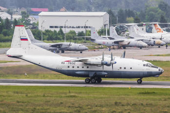RA-11652 - Russia - Air Force Antonov An-12 (all models)