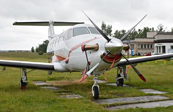 SP-MBW - Private Pilatus PC-12