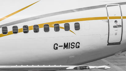 G-MISG - Cello Aviation Boeing 737-300