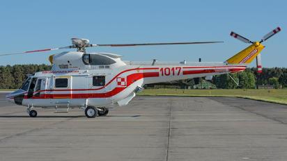 1017 - Poland - Air Force PZL W-3 Sokol