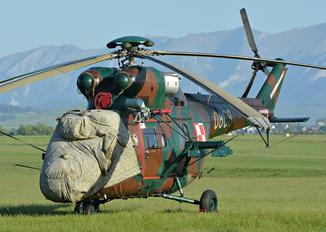 0808 - Poland - Army PZL W-3 Sokol