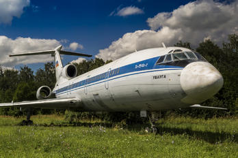 RA-85470 - Ulyanovsk Higher Civil Aviation School Tupolev Tu-154B-2