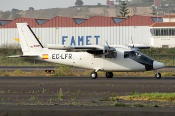 EC-LFR - Sociedad Aeronáutica Peninsular Partenavia P.68 Observer