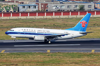 B-5253 - China Southern Airlines Boeing 737-700