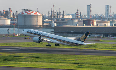 SV-SMG - Singapore Airlines Airbus A350-900