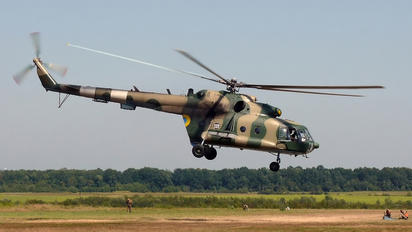 46 - Ukraine - Air Force Mil Mi-8MT