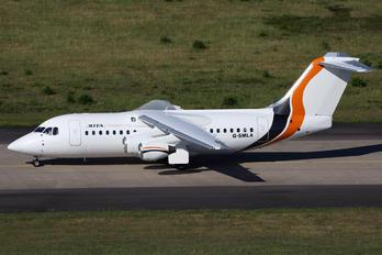 G-SMLA - Jota Aviation British Aerospace BAe 146-200/Avro RJ85