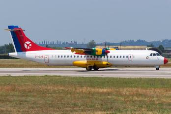 0Y-LHB - Danish Air Transport ATR 72 (all models)