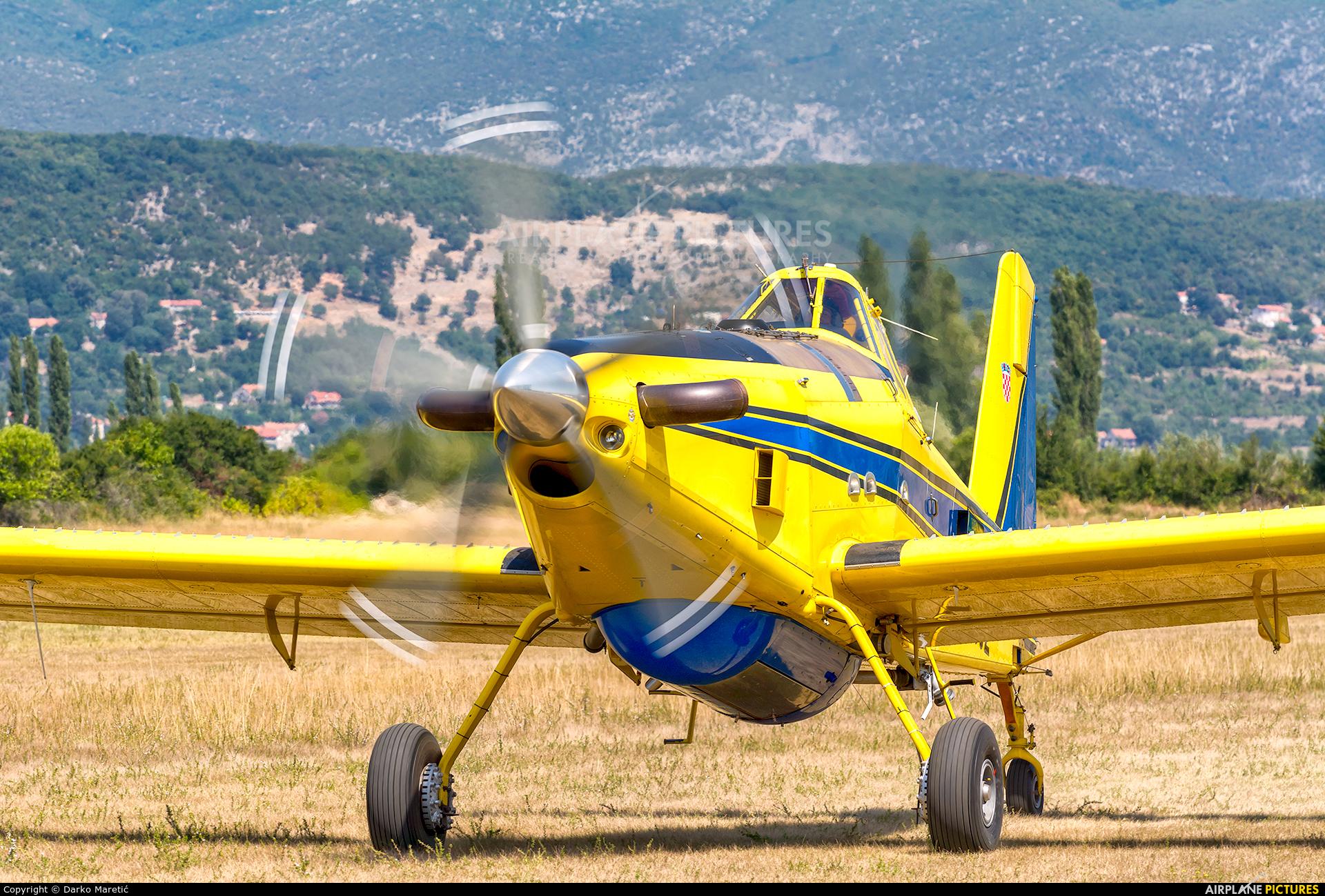 Croatia - Air Force 892 aircraft at Sinj Airfield