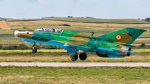 9536 - Romania - Air Force Mikoyan-Gurevich MiG-21 LanceR B aircraft