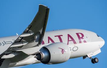 A7-BFG - Qatar Airways Cargo Boeing 777F