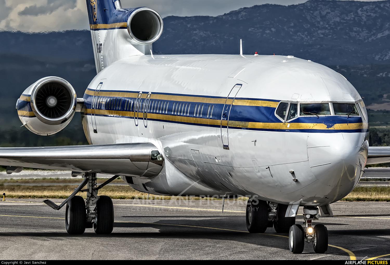 Al Anwa Aviation HZ-AB3 aircraft at Perpignan - Rivesaltes (Llabanere)