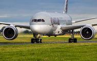 A7-BCH - Qatar Airways Boeing 787-8 Dreamliner aircraft