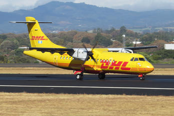 TG-DHP - DHL Cargo ATR 42 (all models)