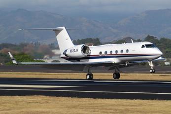 N620JH - Private Gulfstream Aerospace G-V, G-V-SP, G500, G550