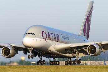 A7-APB - Qatar Airways Airbus A380
