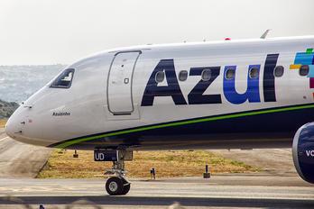 PR-AUD - Azul Linhas Aéreas Embraer ERJ-195 (190-200)