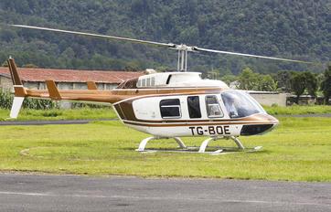 TGBOE - Private Bell 206L-4 LongRanger