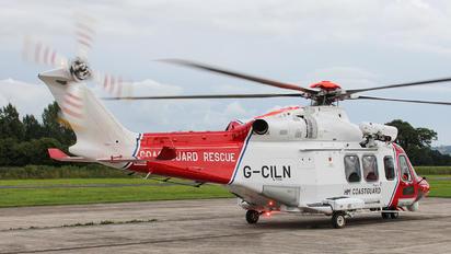 G-CILN - UK - Coastguard Agusta Westland AW139