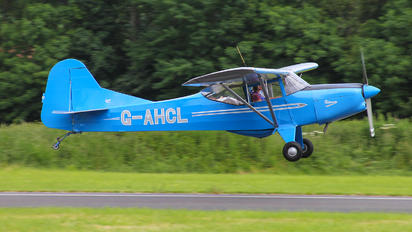 G-AHCL - Private Auster J1N Alpha