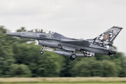 FB-24 - Belgium - Air Force General Dynamics F-16BM Fighting Falcon aircraft