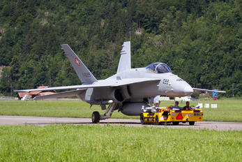 X-5099 - Switzerland - Air Force - Airport Overview - Runway, Taxiway