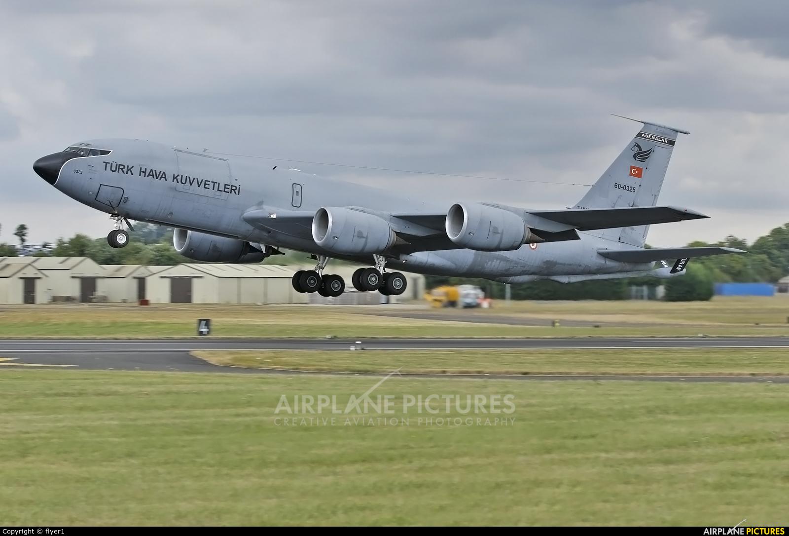 Turkey - Air Force 60-0325 aircraft at Fairford
