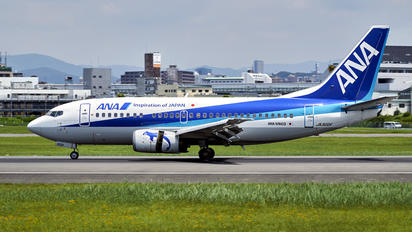 JA302K - ANA - All Nippon Airways Boeing 737-500