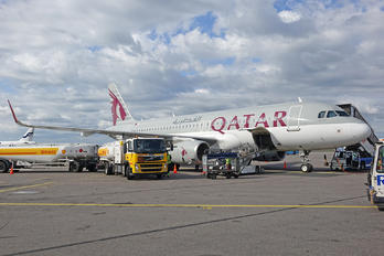 A7-AHT - Qatar Airways Airbus A320