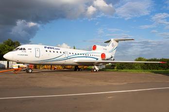 RA-42451 - NK Air Yakovlev Yak-42