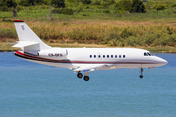 CS-DFG - NetJets Europe (Portugal) Dassault Falcon 2000 DX, EX