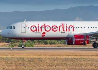 HB-JOU - Air Berlin - Belair Airbus A321